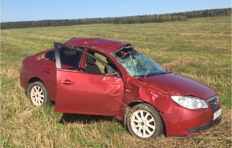 Набрянской трассе встрашном ДТП с«Лексусом» пострадали три женщины