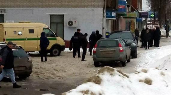 ВБрянске ученик техникума сбитой ограбил инкассаторов