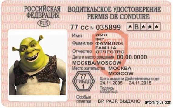 Алкоголизм и водительское удостоверение