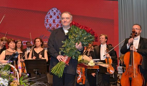 В Брянске пройдет концерт симфонического оркестра Валерия Гергиева